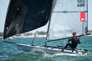 Chichester Harbour Race Week action / Picture by Chris Hatton