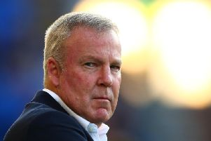 Kenny Jackett looks suspicious of anyone making predictions / Picture: Getty Images
