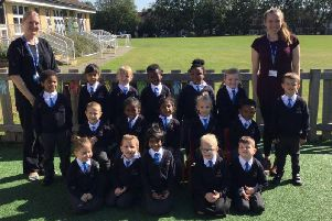 Southgate Primary School Carle reception class