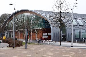 The pool has become an iconic part of Corby but it is costing the council a large amount to run each year.