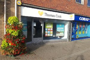 The Thomas Cook in Lower Street, Kettering.