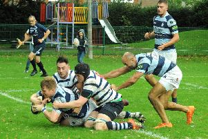 Chichester take on Westcombe Park / Picture by Kate Shemilt