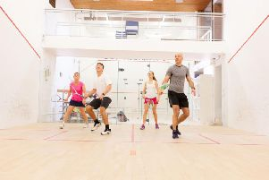 Give squash a try at Midhurst this weekend