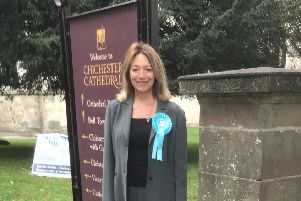 Teresa Desantis is the Brexit Party's prospective parliamentary candidate for Chichester