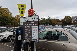 Parking charges across Chichester could go up next year