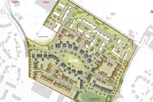 A hybrid application for almost 200 homes in Selsey will be considered by Chichester District Council