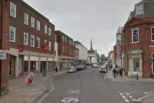 East Street, Chichester. Picture via Google streetview