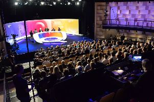 The University of Sussex is to host BBC Question Time