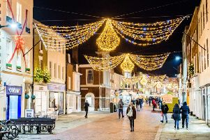 'Building upon the success' of last years Christmas illuminations, the Chichester Business Improvement District (BID) wantsto create a 'warm welcome' for shoppers and visitors over the festive period