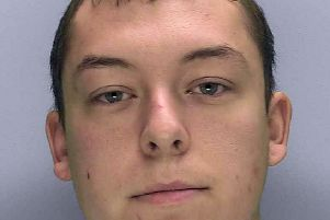 Connor Richardson stole from two women he met on dating website Plenty of Fish. Photo: Sussex Police SUS-191129-113751001