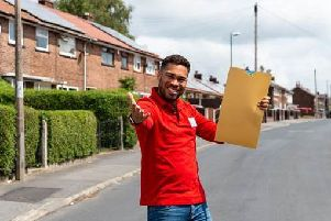 Danyl Johnson, People's Postcode Lottery ambassador