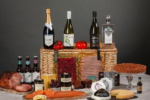 The Hungry Guest Best of Sussex Hamper