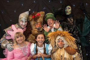 The Wizard of Oz is on at the Alexandra Theatre, Belmont Street, Bognor Regis from December 11 2019 to January 4 2020. Picture by youreventphotography.uk