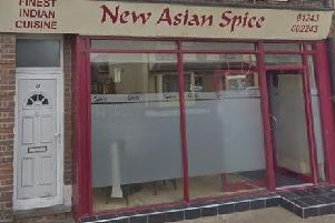 New Asian Spice could soon be converted into a bar. Photo: Google Street View