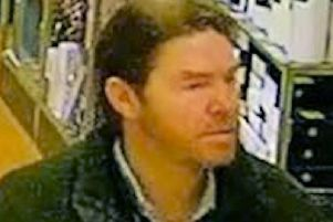 Do you know this man? Picture via Sussex Police