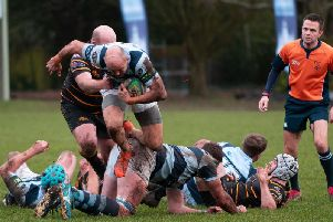 Action between Chichester and London Cornish / Picture: Chris Hatton