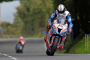 Peter Hickman was named the IFS International Road Racer of the Year for the second successive year after a memorable season in 2019.