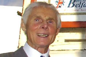 Ken Gilliland was a member of the famous Linfield team of 1961-62