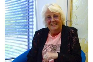 Councillor Lin Hazell, Cabinet Member for Health and Wellbeing