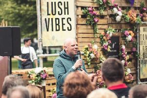 Tom Kerridge at The Pub in the Park