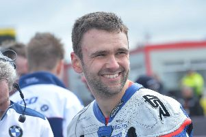 Ballymoney man William Dunlop, who lost his life following a crash at the Skerries 100 in July 2018.