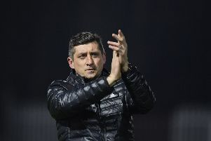 Derry City boss, Declan Devine was disappointed his side didn't create more chances in Sligo.