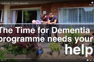 As a result of the success and expansion of Time for Dementia, the programme now needs to recruit over 200 families in Sussex. SUS-191207-105225001