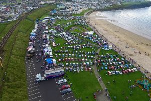 Causeway Coast Mini club weekend