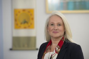 New Dean of The Businesss School, Gail Boag