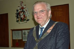 Mayor of Melton, Councillor Malise Graham EMN-190917-144515001