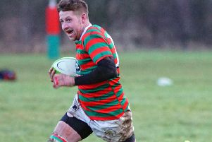 Tom Stephens opened and capped the Rasen scoring Picture courtesy of Jon Staves