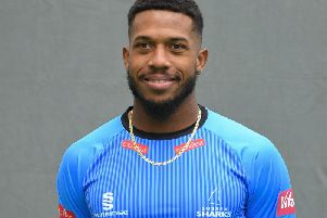 Chris Jordan / Picture by PW Sporting Photography