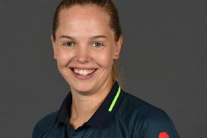 Freya Davies / Picture via Sussex Cricket