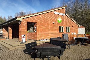 The cafe at Melton Country Park is temporarily closed while a new operator is sought EMN-190221-110858001