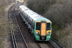 Southern trains are currently experiencing disruption between Haywards Heath and Gatwick Airport