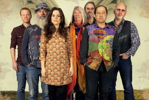 Steeleye Span. Picture by Peter Silver