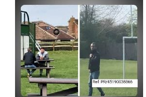 CCTV images released by Surrey Police
