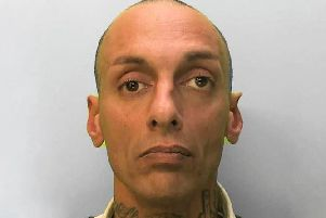 Fahey, 41. Picture via Sussex Police