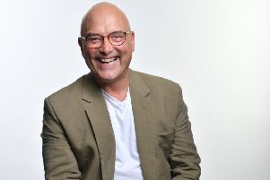 TV personality Gregg Wallace SUS-190105-110601001
