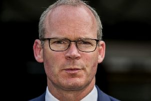 Irish deputy premier Simon Coveney said the UK-EU withdrawal agreement was not open to renegotiation