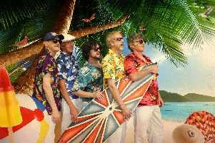 The Beach Boyz Tribute Band will be at the Kings Theatre, Southsea.