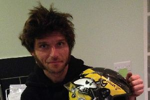 Guy Martin will face trial next year.