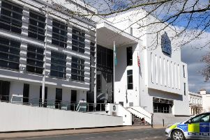Leamington Justice Centre, home to Warwick Crown Court