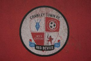 Crawley Town will be training at Hop Oast