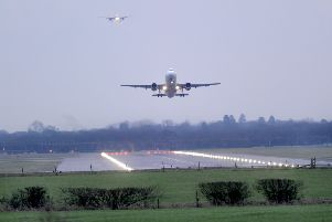 Gatwick Airport  (Pic by Jon Rigby) SUS-150601-100616001