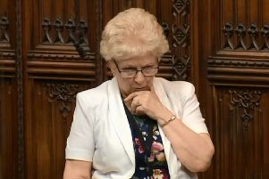 Baroness O'Loan in the Lords