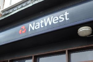 An ATM at a NatWest bank was targeted