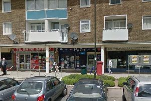 Martin's in Tilgate Pirade, Crawley. Picture: Google Street View