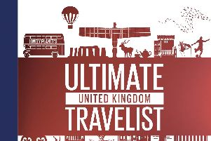 Lonely Planet has released the ultimate UK travelist