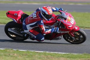 Tom claimed his first podium finish with Honda Racing EMN-190819-101130002